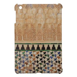 Decorative stucco work Alhambra - Granada Case For The iPad Mini