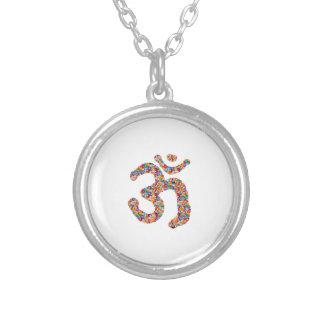 Dedication to OM MANTRA : DISPLAY gems,pearls om Custom Jewelry