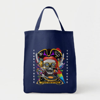DeeJay Bone & DeeJay Parrot  See Comments Tote Bag