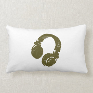 deejays headphone lumbar cushion