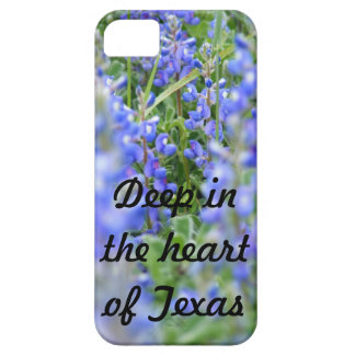 Deep in the heart of Texas bluebonnet phone case iPhone 5 Covers