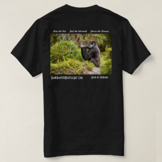 Deep in Thought by Ricky Dean T-Shirt