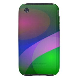 Deep Lake Water iPhone 3 Tough Cover