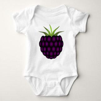 Deep Purple Berry Baby Bodysuit
