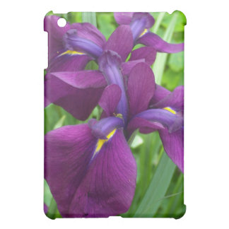 Deep Purple Blue Iris Case For The iPad Mini