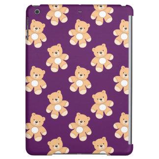 Deep Purple Teddy Bear, Bears iPad Air Cases