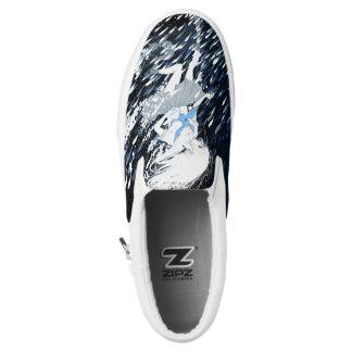 Deep sea Anime girl shoe