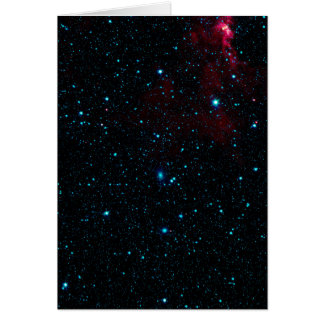DEEP SPACE STAR EXPANSE ~ GREETING CARD