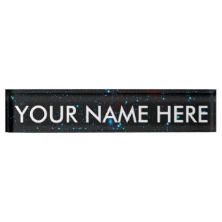 DEEP SPACE STAR EXPANSE ~ NAME PLATE
