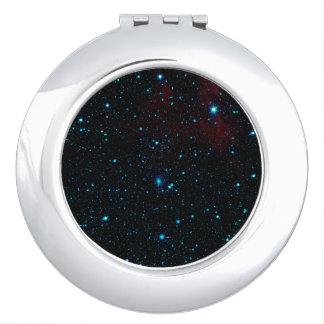 DEEP SPACE STAR EXPANSE ~ TRAVEL MIRROR