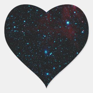 DEEP SPACE STAR EXPANSE ~ HEART STICKER