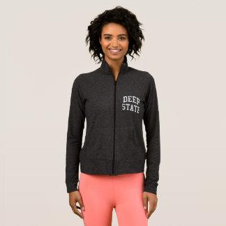 Deep State women's practice jacket