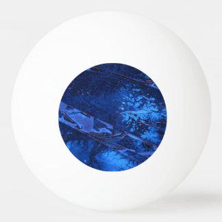 """""""Deep Water"""" Abstract Ping Pong Ball"""
