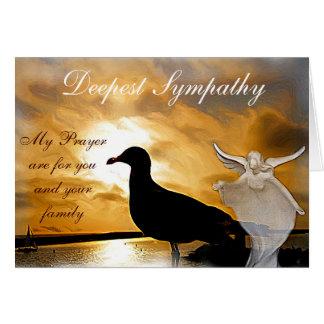 Deepest Sympathy_ Card