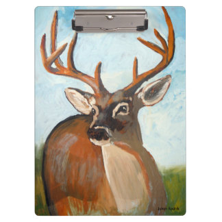 Deer Clipboard