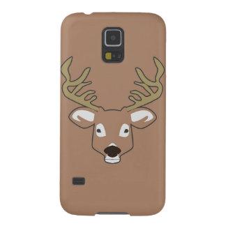 deer dark brown samsug galaxy S5 case