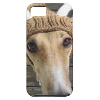 Deer dog - cute dog - whippet case for the iPhone 5
