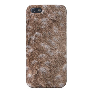 Deer Fawn Hair-effect iPhone Case iPhone 5/5S Covers