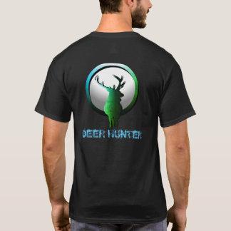 DEER HUNTER (BLUE/BLACK) T-Shirt