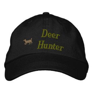 Deer Hunter Embroidered Hat