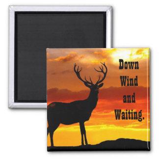 Deer Hunting Magnet