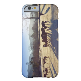 Deer in park in Nara, Nara Prefecture, Japan Barely There iPhone 6 Case