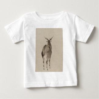 Deer in the Snow Baby T-Shirt