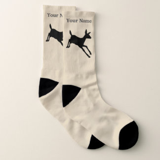 Deer motif and name 1