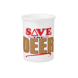 Deer Save Pitcher