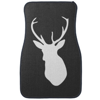 Deer Silhouette Car Mats