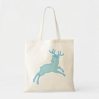 deer stencil 2.2.7 tote bag