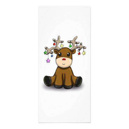 Deers Rack Card