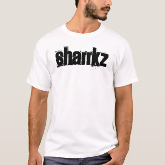 default, Sharrkz - Customized T-Shirt