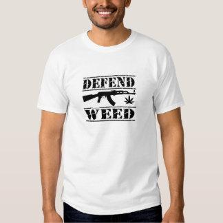 defend weed 2 tees