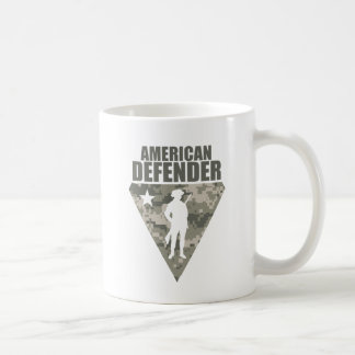 Defender Camo Mug