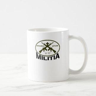 Defenders of Faith Coffee Mug
