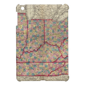 Delaware, Illinois, Indiana, and Iowa Cover For The iPad Mini