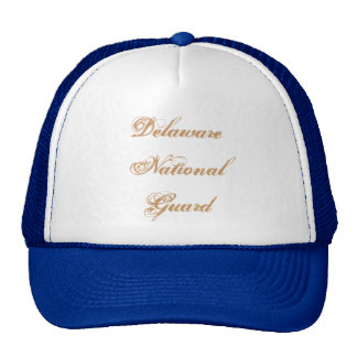 Delaware National Guard Trucker Hats