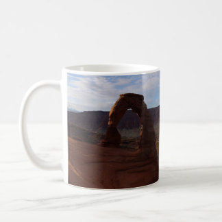 Delicate Arch II at Arches National Park Coffee Mug