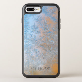 Delicate frost pattern, Wisconsin OtterBox Symmetry iPhone 8 Plus/7 Plus Case