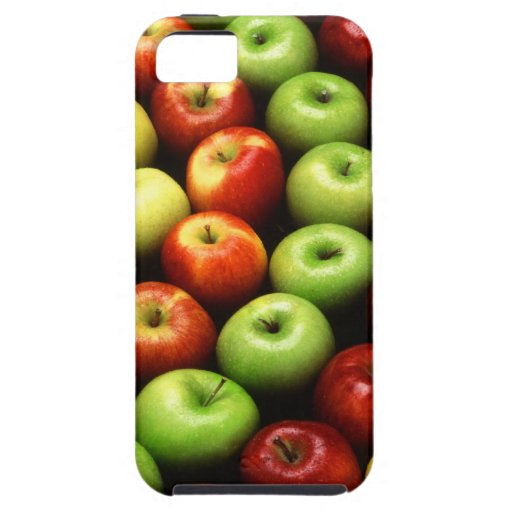 Delicious Apples iPhone 5 Cases