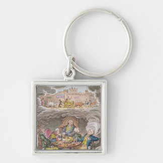 Delicious Dreams! Castles in the Air! Key Ring