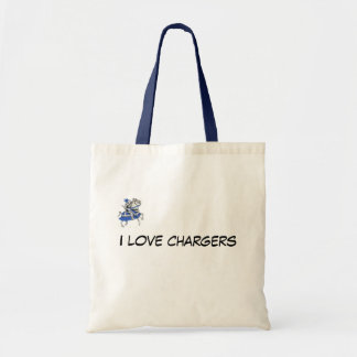 Delta C-7 Chargers shoe or tote bag