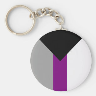 Demisexual pride ring