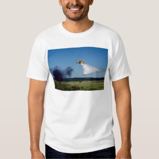Demo at Shearwater Air Show, Nova Scotia, Canada T-shirts