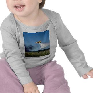Demo at Shearwater Air Show Nova Scotia Canada Tee Shirt