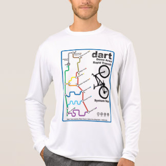 DEMO DART WICKING MOUNTAIN BIKE JERSEY T-Shirt