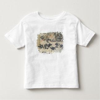 Demon Thunder, Tenjin Shrine, Kamakura Period Toddler T-Shirt