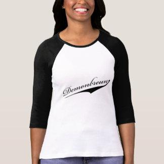 Demonbreun Women's Raglan T-Shirt