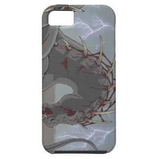 Demonic Horse iPhone 5 Cover